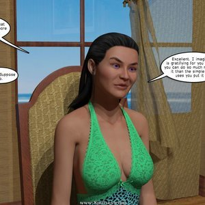MC Comix Master of His domain - Sins and Secrets - Issue 1-27 gallery image-209
