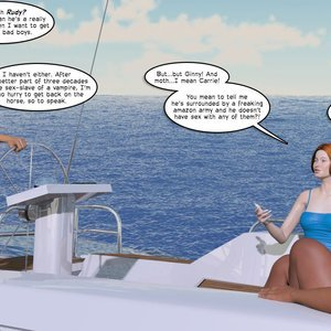 MC Comix Master of His domain - Sins and Secrets - Issue 1-27 gallery image-254