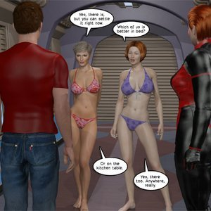 MC Comix Master of His domain - Sins and Secrets - Issue 1-27 gallery image-383