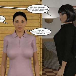 MC Comix Master of His domain - Sins and Secrets - Issue 1-27 gallery image-483