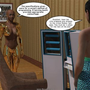 MC Comix Master of His domain - Sins and Secrets - Issue 1-27 gallery image-486