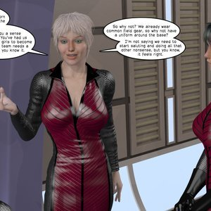 MC Comix Master of His domain - Sins and Secrets - Issue 33-37 gallery image-021