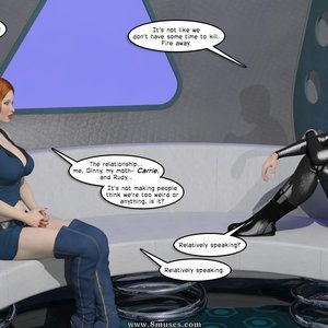 MC Comix Master of His domain - Sins and Secrets - Issue 33-37 gallery image-034