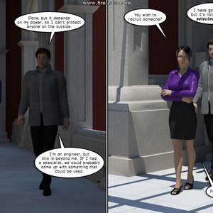 MC Comix Master of His domain - Sins and Secrets - Issue 33-37 gallery image-067
