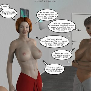 MC Comix Master of His domain - Sins and Secrets - Issue 33-37 gallery image-080