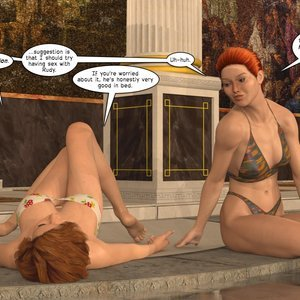 MC Comix Master of His domain - Sins and Secrets - Issue 56-65 gallery image-009