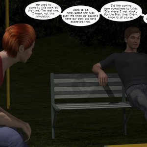 MC Comix Master of His domain - Sins and Secrets - Issue 56-65 gallery image-051