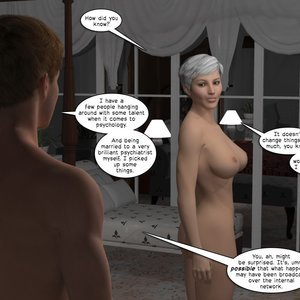MC Comix Master of His domain - Sins and Secrets - Issue 56-65 gallery image-076