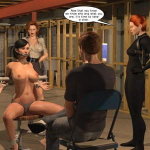 MC Comix Master of His domain - Sins and Secrets - Issue 56-65 gallery image-152