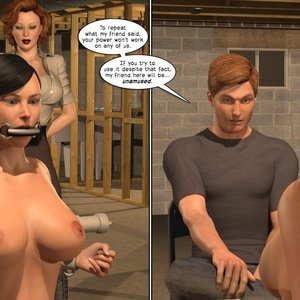 MC Comix Master of His domain - Sins and Secrets - Issue 56-65 gallery image-154