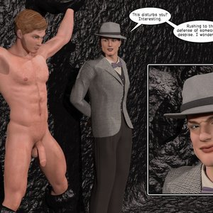 MC Comix Master of His domain - Sins and Secrets - Issue 66-74 gallery image-025