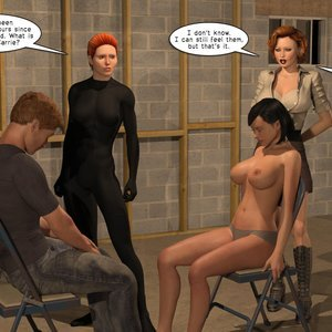 MC Comix Master of His domain - Sins and Secrets - Issue 66-74 gallery image-032