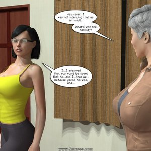 MC Comix Master of His domain - Sins and Secrets - Issue 66-74 gallery image-125