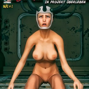Projekt Uberleben – Issue 2 MC Comix