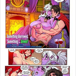 Chapter 17 – Something Borrowed, Something Green Mana World Comics