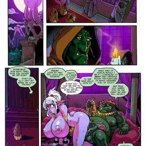 Mana World Comics Chapter 18 - In the Green gallery image-004