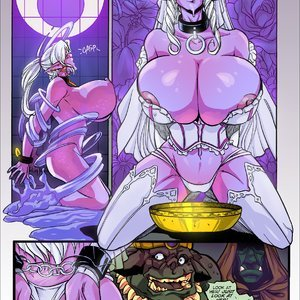 Mana World Comics Chapter 18 - In the Green gallery image-010