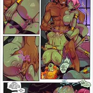 Mana World Comics Chapter 18 - In the Green gallery image-012