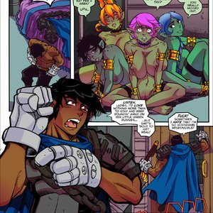 Mana World Comics Chapter 18 - In the Green gallery image-014
