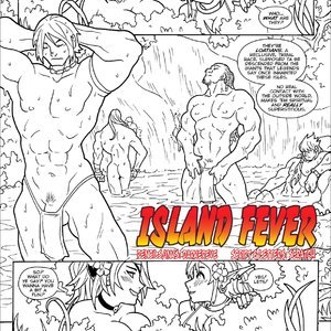 Island Fever Mana World Comics
