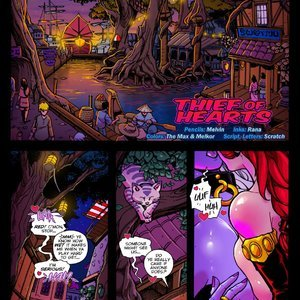 Thief Of Hearts Mana World Comics