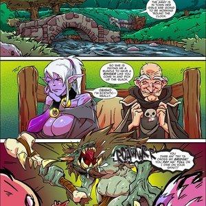 Troll Toll Mana World Comics