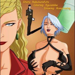 B-Up Christie Mangrowing Comics
