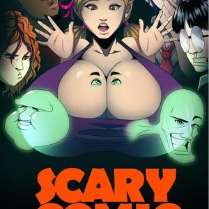 Scary Comic – Issue 1 (Mangrowing Comics) thumbnail