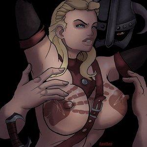 Dragonborn and the Dark Brotherhood Markydaysaid Comics