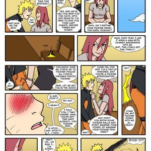 Naruto Interrogations Matt Wilson Comics