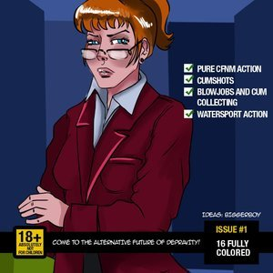 Depravity Schools – Issue 1 Mavis Rooder Comics