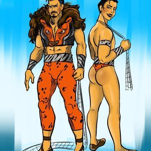 Kraven Kraving for Kok (Mavis Rooder Comics) thumbnail