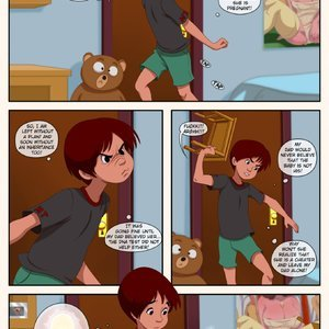 MilfToon Comics Arranged Marriage - Issue 2 gallery image-003