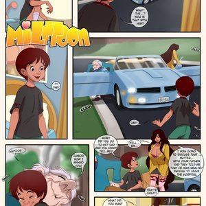 Arranged Marriage – Issue 3 MilfToon Comics