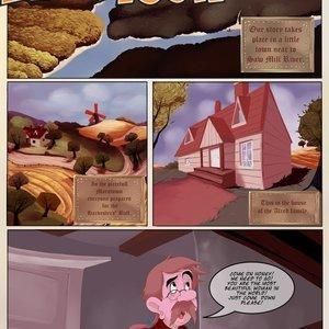 Barn MilfToon Comics