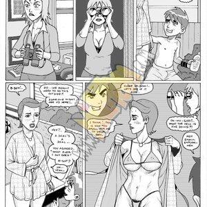 Ben 10 Inches MilfToon Comics