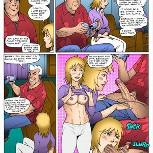 MilfToon Comics Ben 10 Inches - Color gallery image-026