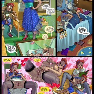 MilfToon Comics Big Johnny gallery image-023