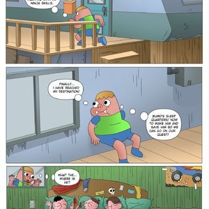 Cadence – Issue 4 MilfToon Comics