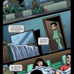 MilfToon Comics Night Incest gallery image-001