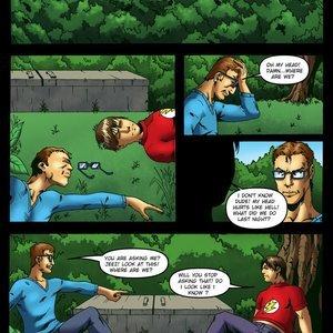 Eric Farnia Milffur Comics