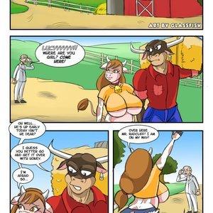 Geezer Farm (Milffur Comics) thumbnail