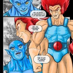 Thundercat Milffur Comics