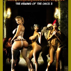 The Reward of the Orcs – Issue 3 (Moiarte Comics) thumbnail