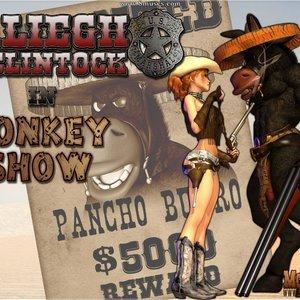 Donkey Show MongoBongo Comics