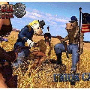 Union Cavalry MongoBongo Comics