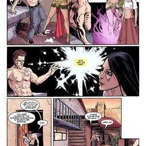 MuscleFan Comics Aztec Muscle - Issue 1 gallery image-008