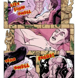 MuscleFan Comics Aztec Muscle - Issue 1 gallery image-011