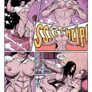MuscleFan Comics Aztec Muscle - Issue 1 gallery image-012