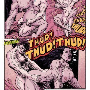 MuscleFan Comics Aztec Muscle - Issue 1 gallery image-015